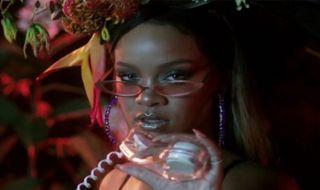 Rihanna, clothing line rihanna, lingerie rihanna,