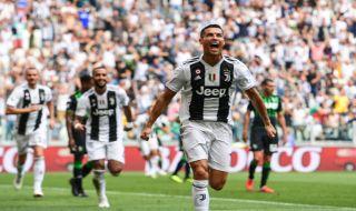 Juventus, Sassuolo, Cristiano Ronaldo, Serie-A 2018-2019