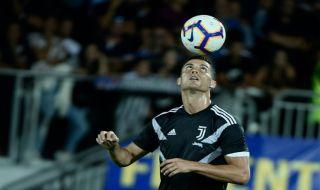 Cristiano Ronaldo, Pemain Terbaik FIFA 2018, Luka Modric