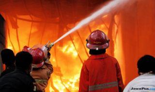 kebakaran, rumah terbakar, kebakaran pemalang