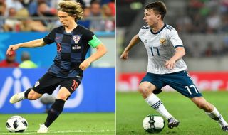 Rusia vs Kroasia, Perempat Final, Piala Dunia 2018, Timnas Rusia, Timnas Kroasia