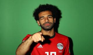 Piala Dunia 2018, Timnas Mesir, Mohamed Salah