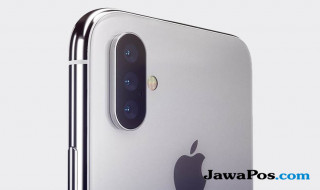 iphone tiga kamera, iphone