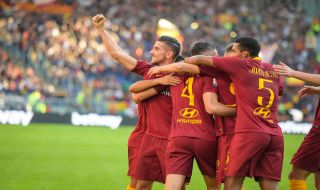 Serie A 2018-2019, Liga Italia, AS Roma, Sampdoria, AS Roma 4-1 Sampdoria
