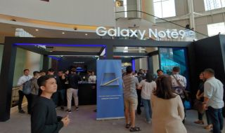 Galaxy Premium Studio, Galaxy Note 9, menjajal Galaxy Note 9