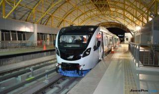 Kereta Light Rail Transit (LRT)