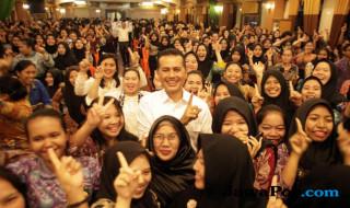 Calon Wakil Gubernur Sumatera Utara Musa Rajekshah