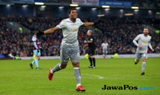 Anthony Martial, Manchester United, Burnley, Premier League,