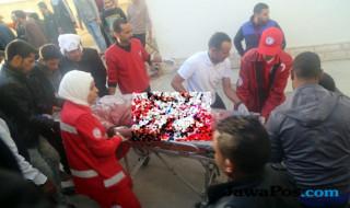 Bom Mesir, Serangan bom mesir, Bom mesir, Masjid ar raudhah, mahasiswa Indonesia, PPMI Mesir