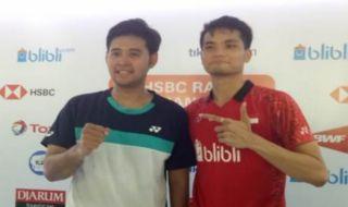 Tiongkok Terbuka 2018, Angga Pratama/Ricky Karanda Suwardi, Indonesia, bulu tangkis