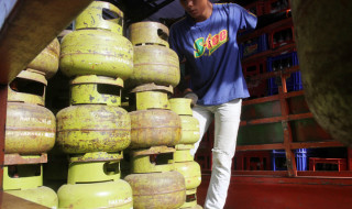 gas elpiji, gas 3 kg, gas subsidi, gas nonsubsidi