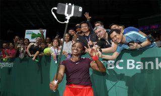 Tenis, Final WTA 2018, Sloane Stephens