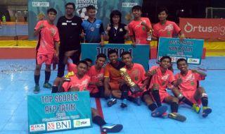 Turnamen Futsal Sumpah Pemuda 2018, futsal, Jawa Timur, SMA PGRI 1 Sidoarjo, SMA Negeri 1 Cerme Gresik