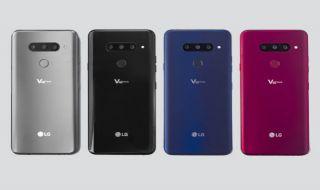 LG V40 ThinQ, LG Lima Kamera, LG V40 ThinQ Indonesia