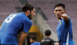 Persebaya Surabaya, Persebaya juara, Tony Sucipto, Liga 1 2018, Persib Bandung,