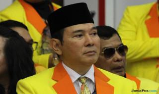 Ketua Umum Partai Berkarya Hutomo Mandala Putra