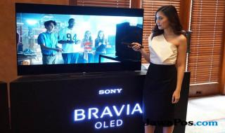 Sony televisi, Sony TV Oled, BRAVIA A8F OLED