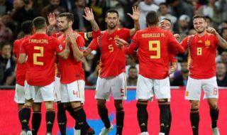 UEFA Nations League, Inggris, Spanyol, Inggris 1-2 Spanyol