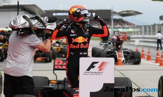 Max Verstappen Juara di Sepang