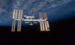 ISS, stasiun luar angkasa, rusia,