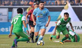 Persela Lamongan, Liga 1 2018, Bhayangkara FC