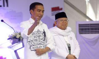 Jokowi dan Ma'ruf