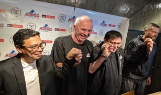 Piala AFF 2018, Sven Goran Eriksson, Filipina, Singapura