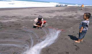 Nelayan Pantai Samas