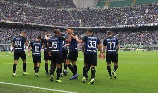 Serie A 2018-2019, Liga Italia, Inter Milan, Genoa, Inter Milan menang 5-0
