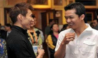 Taufik Hidayat, Lee Chong Wei, bulu tangkis, Indonesia, Malaysia