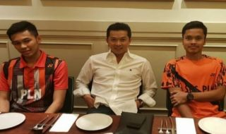 Asian Games, bulu tangkis, Taufik Hidayat, Anthony Sinisuka Ginting, Fajar Alfian/Muhammad Rian Ardianto