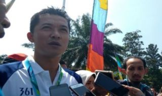 Taufik Hidayat, Asian Para Games 2018, Bulu Tangkis