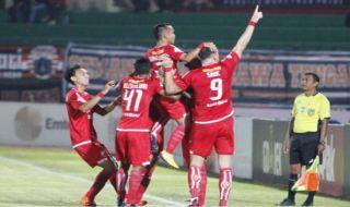 Persija Jakarta, PSIS Semarang, Liga 1 2018, Stefani Cugurra Teco, Teco