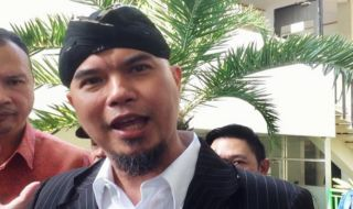 Tegas, Ahmad Dhani Buktikan Al Ghazali Keracunan Obat bukan Mabuk