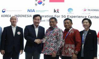 Telkomsel 5G, Telkomsel 5G Experien Center, Teknologi 5G Telkomsel