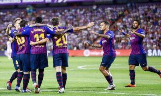 La Liga 2018-2019, Liga Spanyol, Barcelona, Huesca