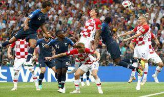Piala Dunia 2018, Prancis, Kroasia, Prancis vs Kroasia, Prancis 4-2 Kroasia, Prancis juara, final Piala Dunia