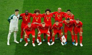 Piala Dunia 2018, Timnas Belgia
