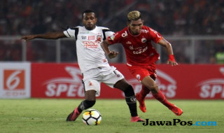 Persija Jakarta, Madura United, Stefano Cugurra Teco, Liga 1 2018,