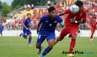 Thailand, Timnas Indonesia, Piala AFF 2018, Worrawoot Srimaka