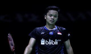 Fuzhou Terbuka 2018, Anthony Sinisuka Ginting, bulu tangkis, Indonesia