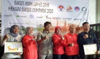 Panjat tebing, Indonesia, Olimpiade Tokyo 2020