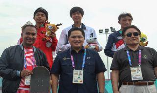 Asian Games 2018, Closing Ceremony, Erick Thohir, INASGOC