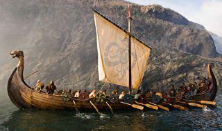 kapal viking, viking, norwegia,