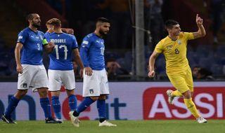 Timnas Italia, Roberto Mancini, Gli Azzurri