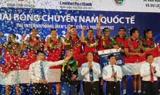 Timnas Voli Putra Indonesia, Juara di Vietnam, Asian Games 2018, Menpora Imam Nahrawi