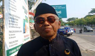 Ketua Bapilu DPP Partai Nasdem, Efendi Choiry