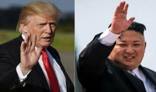 Trump Ingin Bertemu Kim Jong Un
