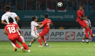 Asian Games 2018, Timnas U-23 Indonesia, Timnas U-23, Hongkong, Sepak Bola Asian Games 2018, Luis Milla