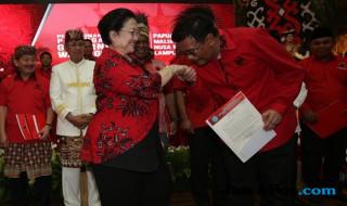 Megawati dan Djarot